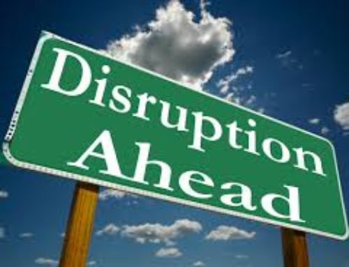 Leadership and Disruption
