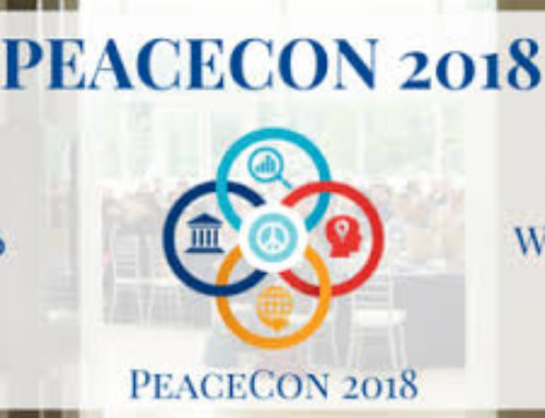 AfP's PeaceCon 2018